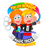 magic trick for kids logo lores