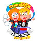 magic trick for kids logo lores