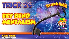 key bend mentalism