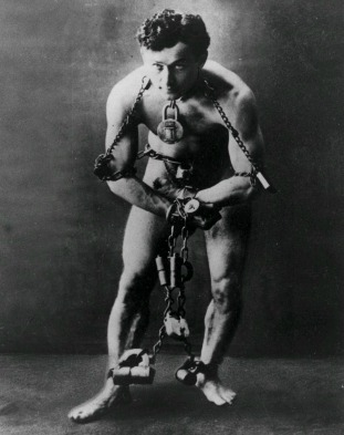Houdini Escapology
