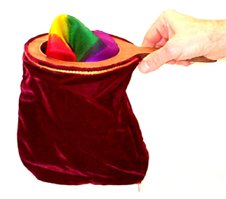 Change Bag Magic Prop - Magic Tricks for Kids