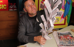 Julian Tree Demo - Stage Magic Trick - Magic Tricks For Kids
