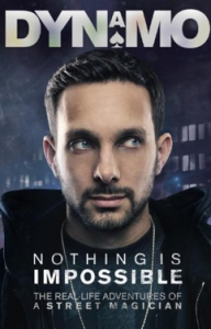 Dynamo Nothing is Impossible Poster Art