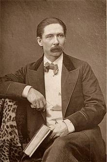 John Nevil Maskelyne Portrait