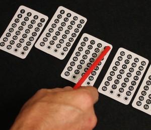 Julian Showing the Age Prediction Magic Trick