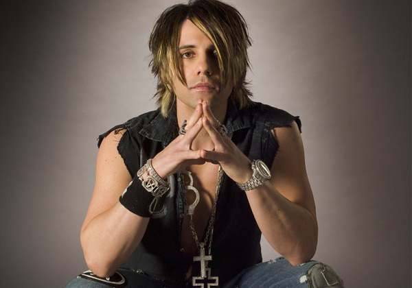 Criss Angel Portrait