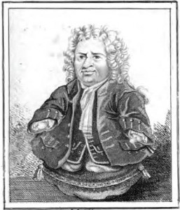 Matthias Burchinger Portrait