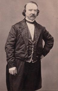 John Henry Anderson Portrait