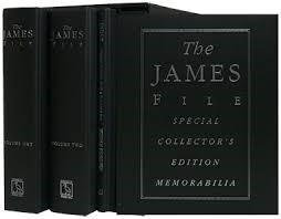 The James File - Stewart James