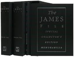 The James File - Stewart James