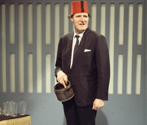 Tommy Cooper Performing