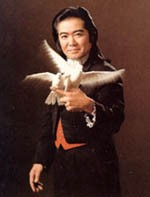 Haruo Shimada Dove Pose