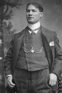 Theodore Hardeen Portrait