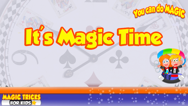 Magic Lessons 54 It S Magic Time