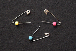 Safety Pins - Safety Pin Trick