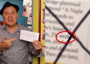 Sizzled - Magazine Prediction Trick