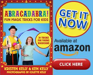 Abracadabra! Fun Magic Tricks for Kids