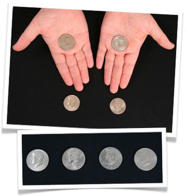 Coin magic