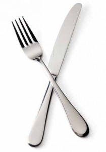 Fork and Knife - Magic Paddle Move - Magic Tricks For Kids