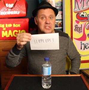 Julian II EPI EPI I Sign - Halloween Magic Trick - Magic Lessons #4 - Magic Tricks For Kids