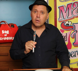 Julian Mather Knife Still - Knife Magic Trick - Magic Tricks For Kids