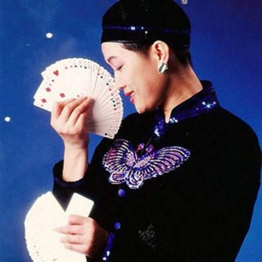 Juliana Chen Fanning Cards