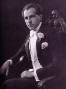 Joseph Dunniger Portrait