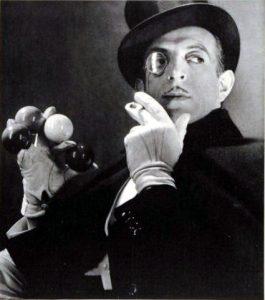 The magician Cardini