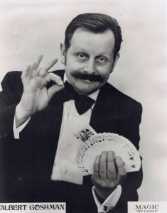 "History of Magic: Albert ""Al"" Goshman"